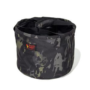オレゴニアン キャンパー Tiny Camp Bucket ブラックカモ(BlackCamo)|naturum-od