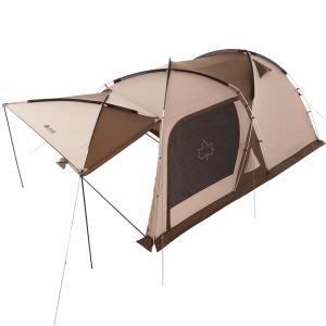テント ロゴス 2021年新商品 Tradcanvas PANELドゥーブルXL|naturum-od