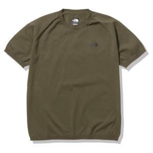 アウトドアシャツ ザ・ノースフェイス 21春夏 ショートスリーブ インスティンクト エクスプローラー ティー メンズ S ニュートープ(NT)|naturum-od