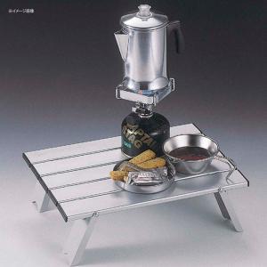 アウトドアテーブル キャプテンスタッグ アルミロールテーブル(コンパクト)|naturum-od|02