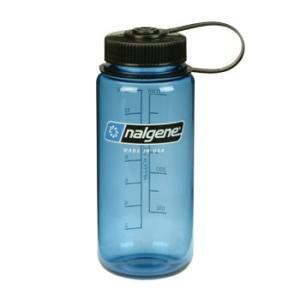 水筒・ボトル・ポリタンク ナルゲン 広口0.5L Tritan スレートブルー naturum-od
