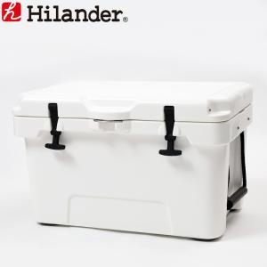 キャンプクーラー ハイランダー ハードクーラーボックス 35L ホワイト