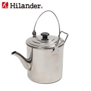 キッチンツール ハイランダー 焚火ケトル 2.5L