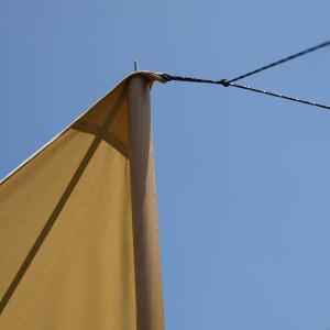 タープ・シェルター ハイランダー トラピゾイドタープ ポリコットン|naturum-od|14