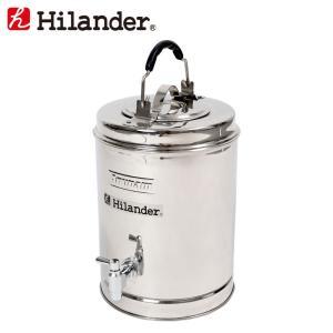 水筒・ボトル・ポリタンク ハイランダー ステンレスウォータージャグ 5L|naturum-od