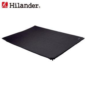 アウトドアマット ハイランダー インフレーターマット(枕なしタイプ)3.5cm ダブル|naturum-od