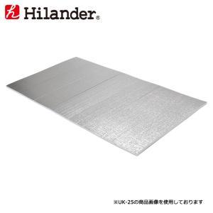 アウトドアマット ハイランダー 極厚20mm アルミマット 幅60cm|naturum-od