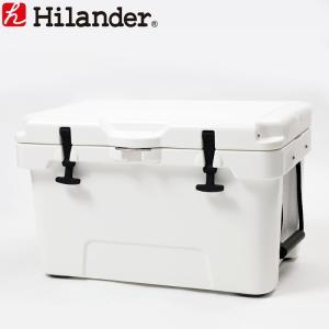 キャンプクーラー ハイランダー 数量限定特別価格 ハードクーラーボックス(旧タイプ) 35L ホワイト|naturum-od