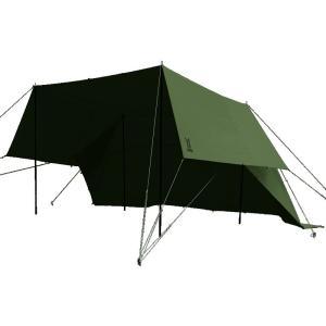 ■サイズ:M ■カラー:カーキ ■ジャンル:テント・タープ/テント/ツーリング、バックパッカー用テン...