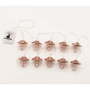 アウトドアライト キャプテンスタッグ LEDデコレーションライト10灯 ランプ|naturum-od