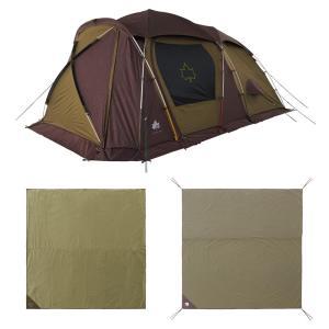2020 新作 15日限定ほぼ全品P5倍 テント ロゴス 休み LOGOS テントチャレンジセットプレミアム XL-BJ PANELグレートドゥーブル