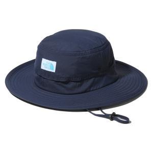 アウトドアウェア ザ・ノースフェイス 21春夏 Kid's HORIZON HAT(キッズ ホライズン ハット) KS アーバンネイビー(UN)|naturum-od