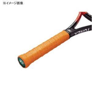 球技用品 ヨネックス ウェットスーパーストロンググリップ(3本入) 160(ブライトオレンジ)|naturum-outdoor