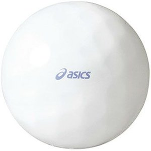 球技用品 アシックス クリアボール ディンプルSH フリー 1(ホワイト)|naturum-outdoor