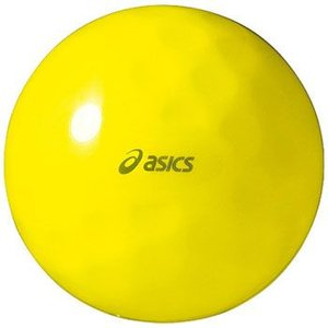 球技用品 アシックス クリアボール ディンプルSH フリー 04F(イエロー)|naturum-outdoor