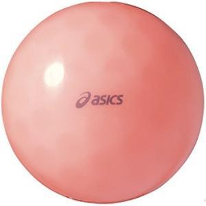 球技用品 アシックス クリアボール ディンプルSH フリー 19(ピンク)|naturum-outdoor