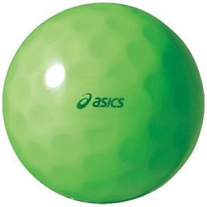 球技用品 アシックス クリアボール ディンプルSH フリー 80F(グリーン)|naturum-outdoor