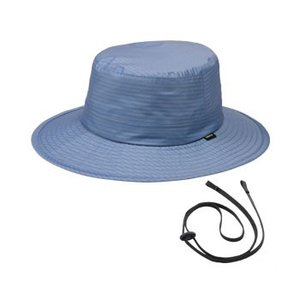 帽子・防寒・エプロン プロモンテ ゴアテックスグラデーションハット M ブルー