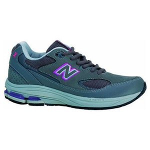 ウォーキングシューズ ニューバランス NBJ-WW1501GP2E Fitness Walking LADY'S 2E/25.0cm GRAY×PURPLE|naturum-outdoor