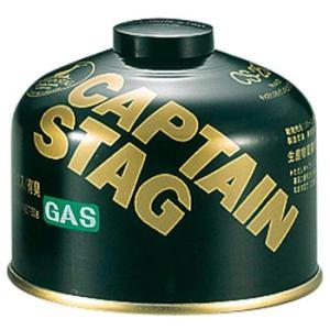 ガス燃料 キャプテンスタッグ レギュラーガスカートリッジCS-250|naturum-outdoor
