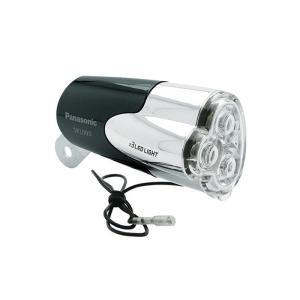自転車アクセサリー パナソニック (NH-S101A)LED ハブダイナモ専用ライト
