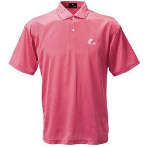 テニスウェア ルーセント Uni ポロシャツ M ピンク naturum-outdoor
