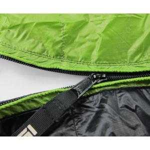 マミー型 イスカ エア 280X 2度 グリーン|naturum-outdoor|04
