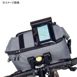 自転車バッグ オーストリッチ スマホケース
