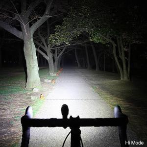 自転車アクセサリー キャットアイ HL-EL471RC VOLT800 USB充電式ライト ブラック|naturum-outdoor|06