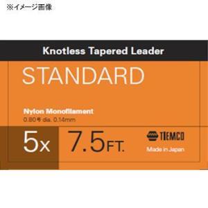 フライライン ティムコ リーダースタンダード 7.5フィート...
