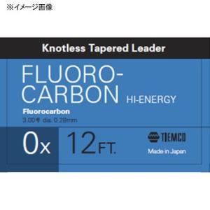 フライライン ティムコ フロロリーダー ハイエナジー 12フィート 02X クリアー