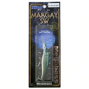 シーバス用ルアー メガバス Live-X MARGAY SW GG CRUISING-BLUE