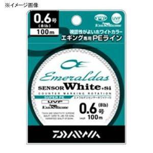 ルアー用PEライン ダイワ エメラルダスセンサー ホワイト+...