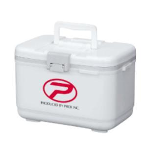 フィッシングクーラー プロックス マルチクールミニ 4.5L ホワイト×ホワイト naturum-outdoor