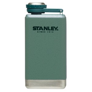 水筒・ボトル・ポリタンク スタンレー SS Flask フラスコ 0.14L グリーン