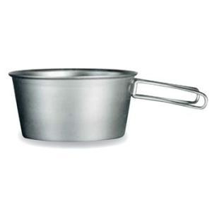 キッチンツール ベルモント チタンシェラカップ深型480FH(目盛付) 480ml