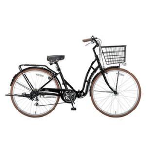 折りたたみ自転車 キャプテンスタッグ バレイFDB266 折りたたみ自転車 26インチ ブラック|naturum-outdoor