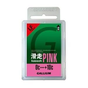 外遊びグッズ ガリウム 滑走 PINK(50G)...の商品画像