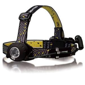 ライト本体 ジェントス ヘッドウォーズ HW-000X ブラック|naturum-outdoor