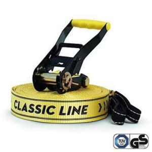 GIBBON CLASSIC LINE X13-TREEPRO SET 15m イエロー naturum-outdoor