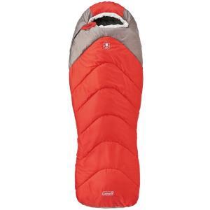 寝袋 防災 マミー型シュラフ コールマン(Coleman) タスマンキャンピングマミー/L-15