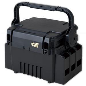 タックルボックス メイホウ ランガンシステム VS-7055 ブラック|naturum-outdoor