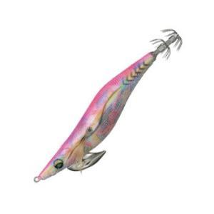 エギング(エギ) ダイワ エメラルダス ダートII 3.5号 マーブル-ピンク