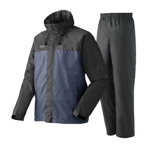 ロゴス 蒸れを追放・LVS透湿レインスーツ チェスター LL 25(チャコール)|naturum-outdoor