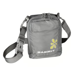 マムート Tasch Pouch 1L iron|naturum-outdoor