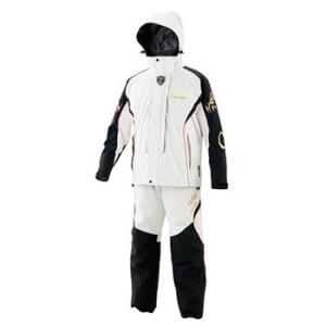 がまかつ ゴアテックス オールウェザースーツ 3L ホワイト
