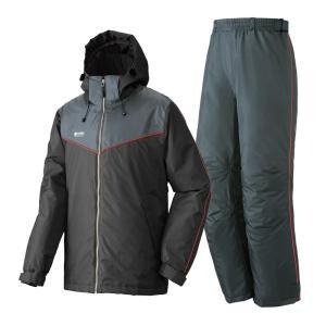 ロゴス 防水防寒スーツ オーウェン LL 71ブラック|naturum-outdoor