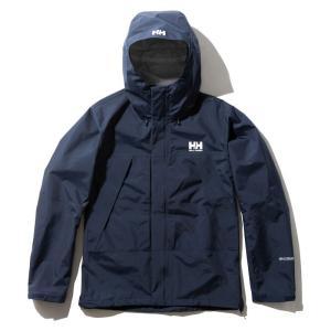 アウトドアジャケット ヘリーハンセン HOE11505 Scandza Light Jacket(スカンザ ライト ジャケット)Men's XL HB(ヘリーブルー)|naturum-outdoor