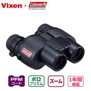光学機器 ビクセン コールマンM8-24×25 ブラック|naturum-outdoor