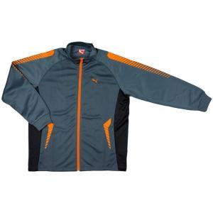 ジャケット(メンズ) PUMA # 827227 FD トレーニングジャケット Junior's 150 03(GRISAILLE)